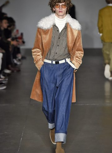 Todd Snyder Fall 2018 Men's Fashion Show