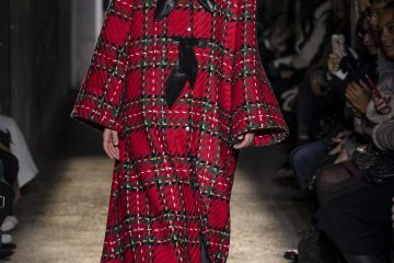 Victoria/Tomas Fall 2018 Fashion Show