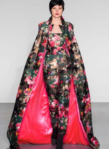 Zang Toi Fall 2018 Fashion Show