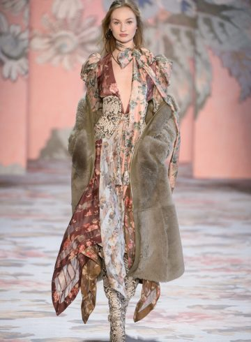 Zimmermann Fall 2018 Fashion Show