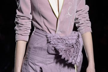 Haider Ackermann Fall 2018 Fashion Show Details