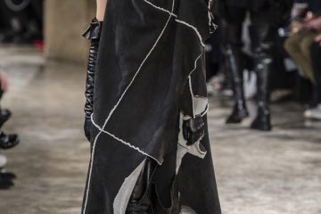 Ann Demeulemeester Fall 2018 Fashion Show