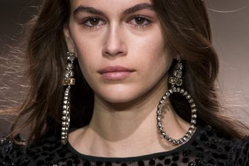 Isabel Marant Fall 2018 Fashion Show Beauty