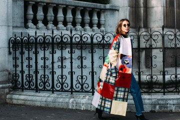 Paris Fashion Week Street Style Fall 2018 Day 2 Cont.