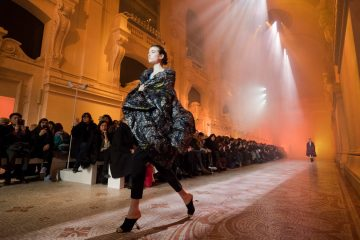 Poiret Fall 2018 Fashion Show Atmosphere