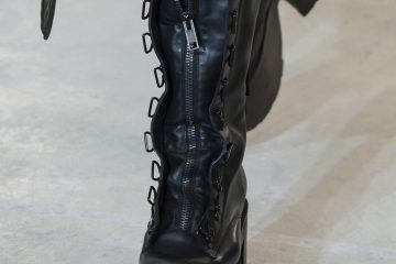 Olivier Theyskens Fall 2018 Fashion Show Details