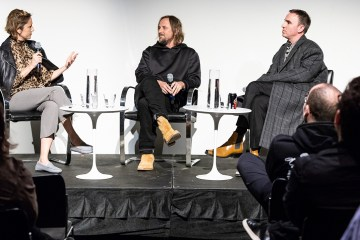 Raf Simons and Sterling Ruby Present at Harvard Design School