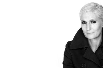Maria Grazia Chiuri Interview