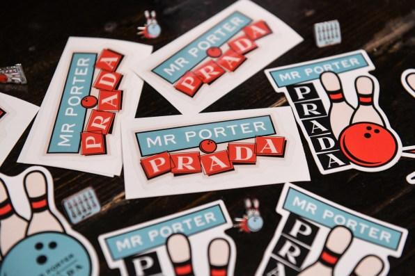 Mr Porter x Prada - The Making of a Bowling Event