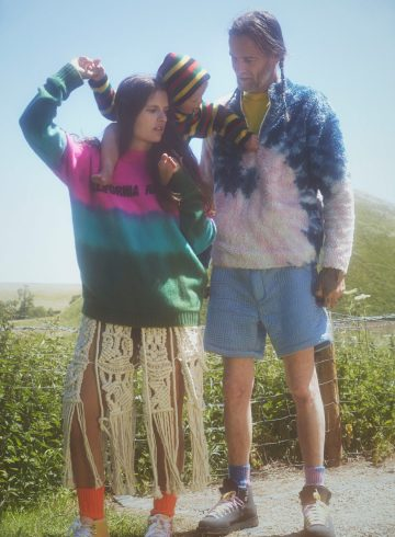 The Elder Statesman Resort 2019 Collection