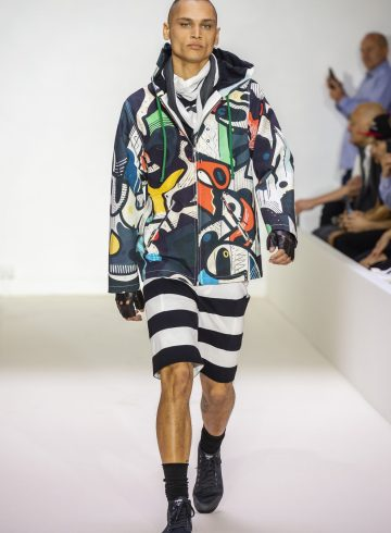 Agnes B. Spring 2019 Men's Fashion Show