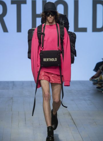 Berthold Spring 2019 Men's Fashion Show