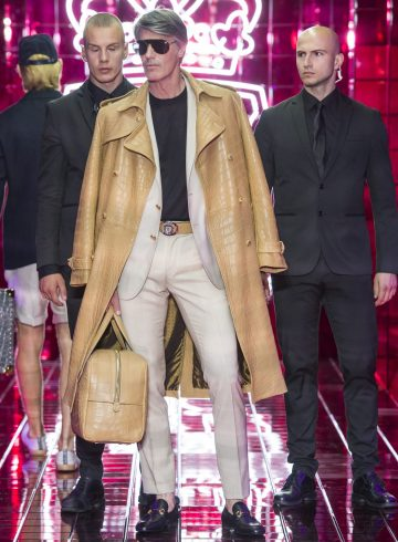 Billionaire Spring 2019 Men's Fashion Show