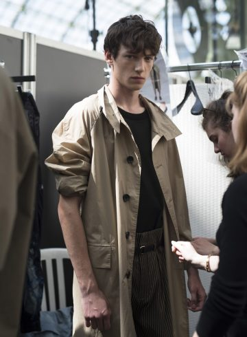 Cerruti 1881 Spring 2019 Men's Backstage