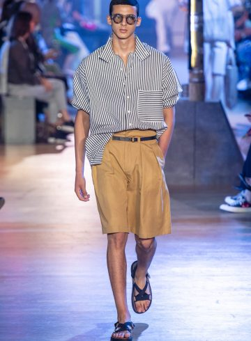 Cerruti 1881 Spring 2019 Men's Fashion Show