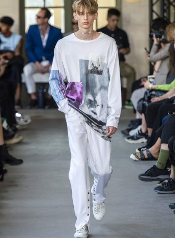 Christian Dada Spring 2019 Men's Fashion Show
