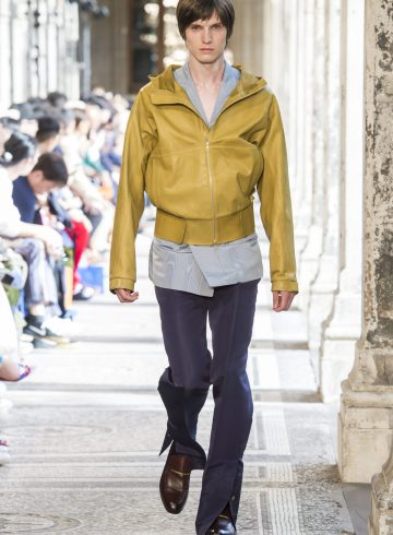 Dunhill London Spring 2019 Men's Fashion Show