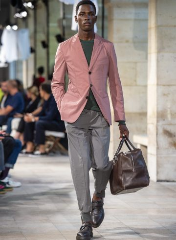 Hermes Spring 2019 Fashion Show Men's