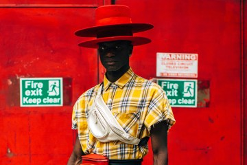 London Fashion Week Men's Street Style Spring 2019 Day 1