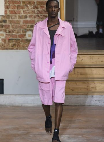 Louis Gabriel Nouchi Spring 2019 Men's Fashion Show
