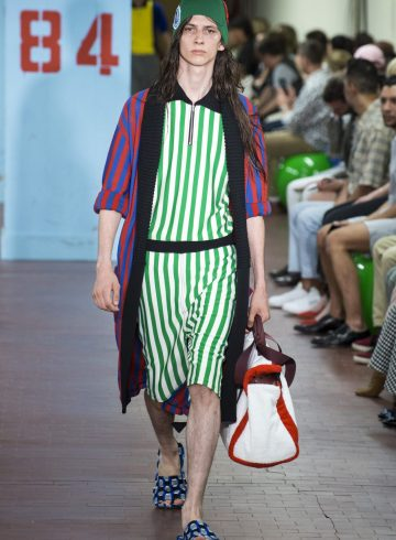 Marni Spring 2019 Men's Fashion Show