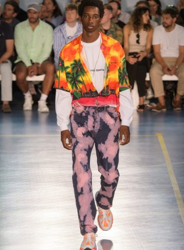MSGM Spring 2019 Men's Fashion Show