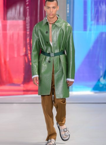 No. 21 Spring 2019 Men's Fashion Show