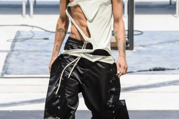 Rick Owens Spring 2019 Men's Fashion Show