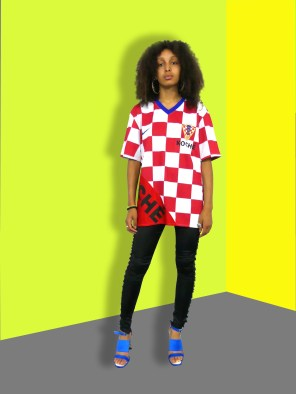 Koché Issues World Cup Capsule Collection at Pitti Uomo