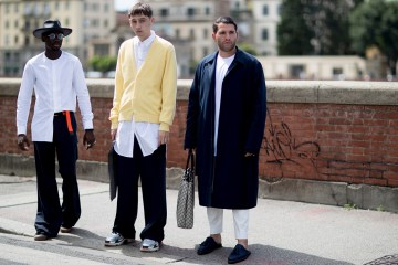 Firenze Pitti Uomo Fashion Week Men's Street Style Spring 2019 Day 3