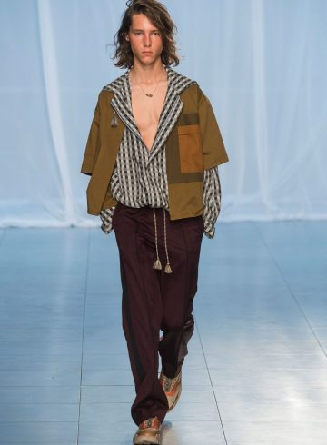Qasimi Spring 2019 Men's Fashion Show