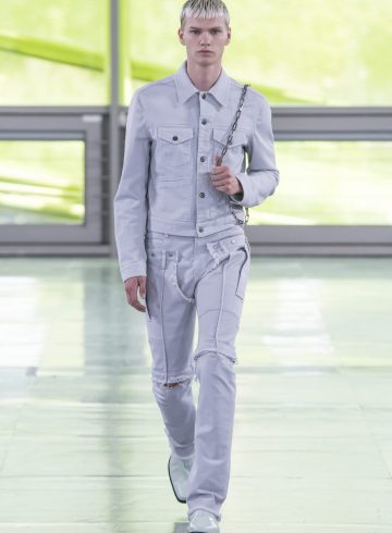 Sankuanz Spring 2019 Men's Fashion Show