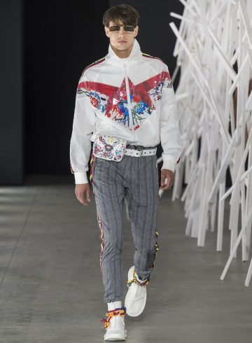Wolf Totem Spring 2019 Men's Fashion Show