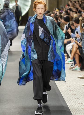 Y-3 Spring 2019 Men's Fashion Show