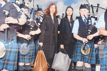 Stella McCartney Fall 2018 Ad Campaign by Johnny Dufort