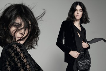 Longchamp Fall 2018 Ad Campaign with Kendall Jenner