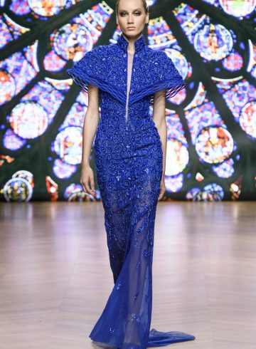 Tony Ward Fall 2018 Couture Fashion Show