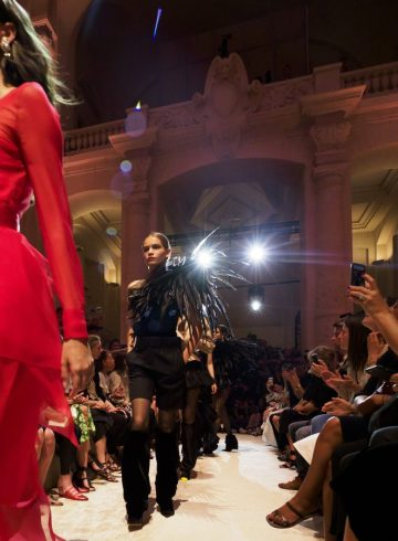 Alexandre Vauthier Fall 2018 Couture Fashion Show Atmosphere