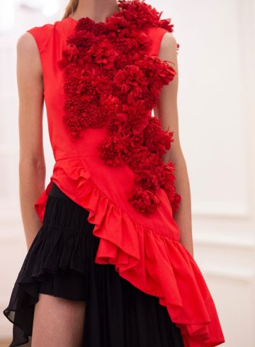 Xuan Fall 2018 Couture Fashion Show Details