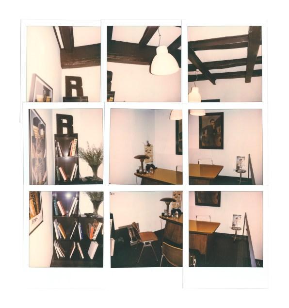 Riccardo Ruini's office