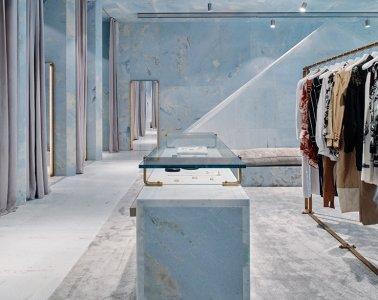 Céline Miami Flagship Store by Valerio Olgiati