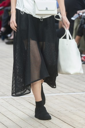 Akris Spring 2019 Fashion Show Details