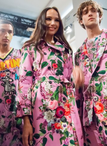 Libertine Spring 2019 Fashion Show Backstage