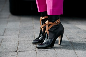 London Fashion Week Street Style Accessories Spring 2019 Day 1