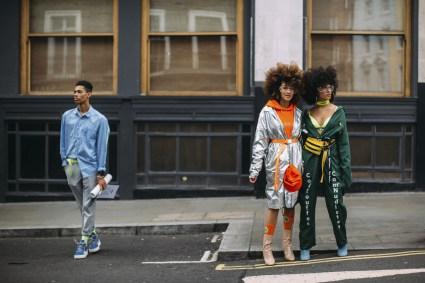 ondon Fashion Week Street Style Spring 2019 Day 1