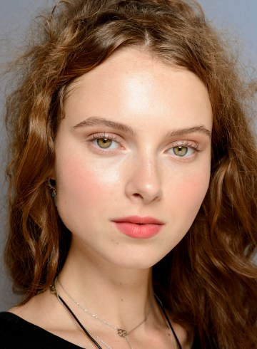 Luisa Beccaria Spring 2019 Fashion Show Backstage Beauty
