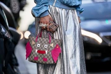 Paris Fashion Week Street Style Accessories Spring 2019 Day 1