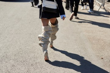 Paris Fashion Week Street Style Accessories Spring 2019 Day 3