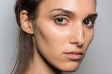 Olivier Theyskens Spring 2019 Fashion Show Backstage Beauty