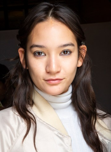 Christian Wijnants Spring 2019 Fashion Show BackstageBeauty
